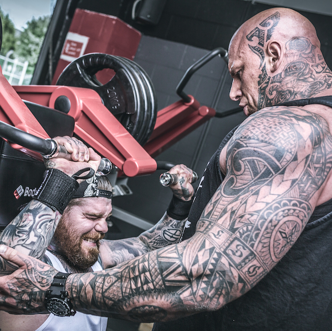 Martyn Ford Certified Personal Trainer Professional