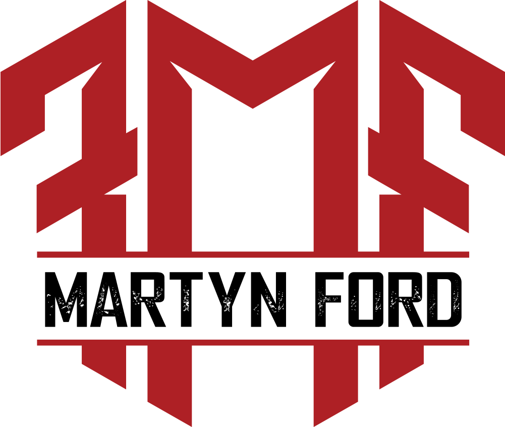 Martyn Ford – Certified Personal Trainer